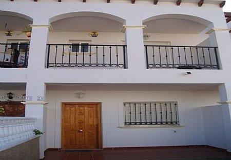 House in Urbanización La Florida, Spain: Exterior View of this Beautiful Townhouse