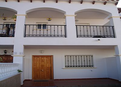 House in Spain, Urbanización La Florida: Exterior View of this Beautiful Townhouse