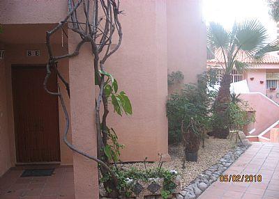 Apartment in Spain, La Cala: Entrance