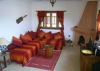 Apartment in Morocco, Essaouira: Mirador Maroc - living room