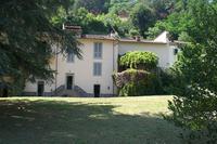 Villa in Italy, Bagni di Lucca: Garden view of Byron
