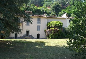 6 bedroom Villa for rent in Bagni di Lucca