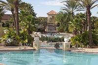 House in USA, Regal Palms: Pool Area