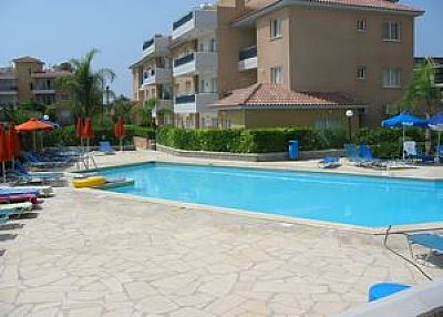 Apartment in Cyprus, Kato Paphos: Pool