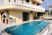 Villa in Turkey, Ladies Beach: Pool and BBQ