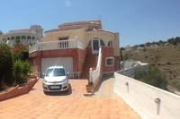 Villa in Spain, Quesada: Villa entrance onsite parking for 3 cars and garage parking if needed