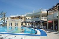 Apartment in Turkey, Tuzla Lake: Main Pool And Shopping Area On Resort