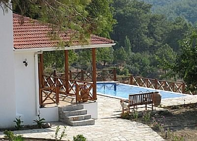 Villa in Turkey, Dalyan: Keci Evi
