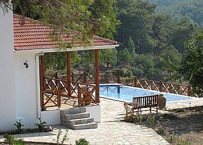 Villa in Turkey, Dalyan: Keci Evi