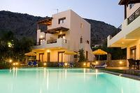 Villa in Greece, Pefkos: .
