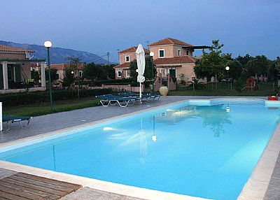 Villa in Greece, Svoronata: .