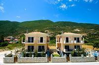 Villa in Greece, Vassiliki: the villas