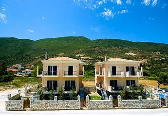 Villa in Greece, Vassiliki: the villas