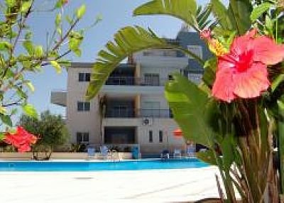 Apartment in Cyprus, Kato Paphos: Ilios 3