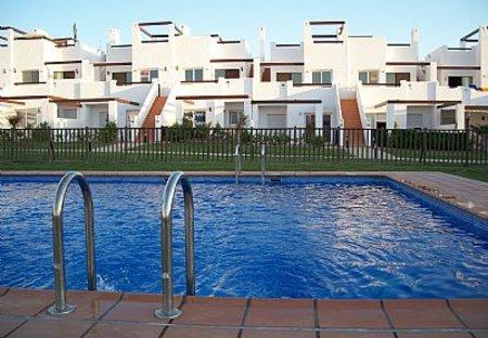 Apartment in Condado de Alhama, Spain: Swimming pool