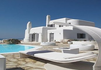 Villa in Greece, Mykonos: 1 Exterior Lounger