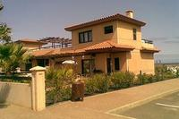 Villa in Spain, Majanicho: Villa Calina an end villa with parking bays at side of Villa garden