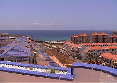 Apartment in Spain, Los Cristianos: The proximity of Playa Graciosa to the beach