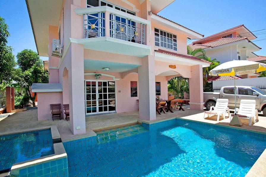 Villa in Thailand, Jomtien