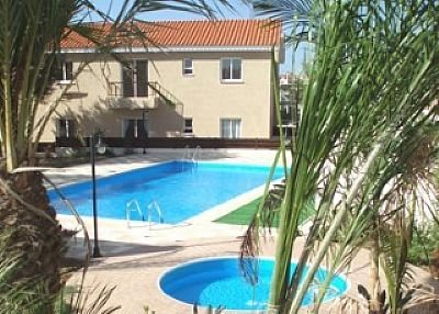 Apartment in Cyprus, Konia: view of apartment