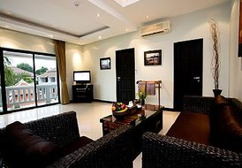 Pattaya | Na Jomtien Executive Deluxe - 1BED Apartment