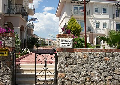 Apartment in Turkey, Calis Beach: Gateway