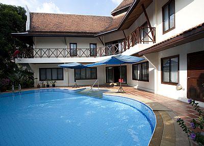 Villa in Thailand, Pattaya: pool