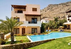 4 bedroom villa in Rhodes