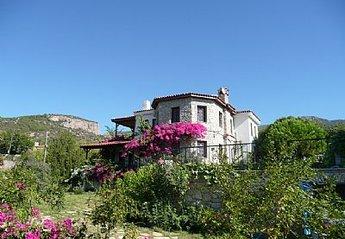 Villa in Turkey, Datca: Bougainvilla