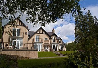 Apartment in United Kingdom, Northumberland National Park: Front View