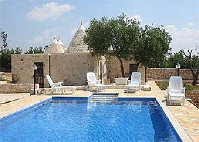 Villa in Italy, Apulia - Puglia: Trullo Serena