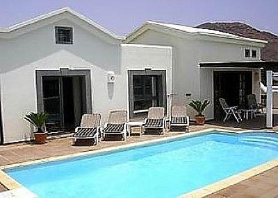 Villa in La Goleta in Lanzarote, Canary Islands, Spain