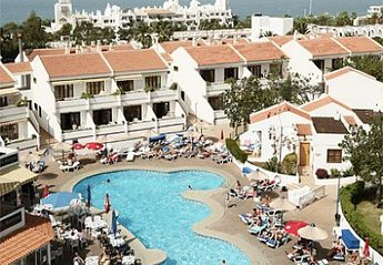 Apartment in Spain, Playa de las Americas: Pool View