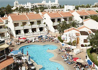 Apartment in Spain, Playa de las Americas: Pool View