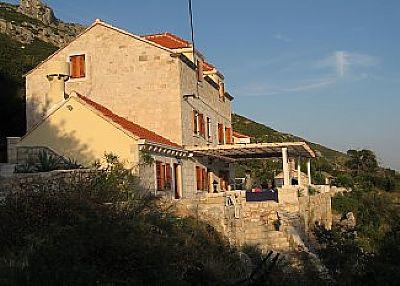 Villa in Croatia, Dalmatia: Stone Villa