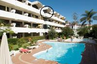 Apartment in Spain, Playa del Ingles: Our Apartment circled
