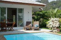 Villa in Thailand, Ao Nang: Private Pool with Mountain Views