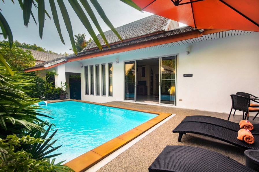 Owners abroad Thai Lee Private Pool Villa