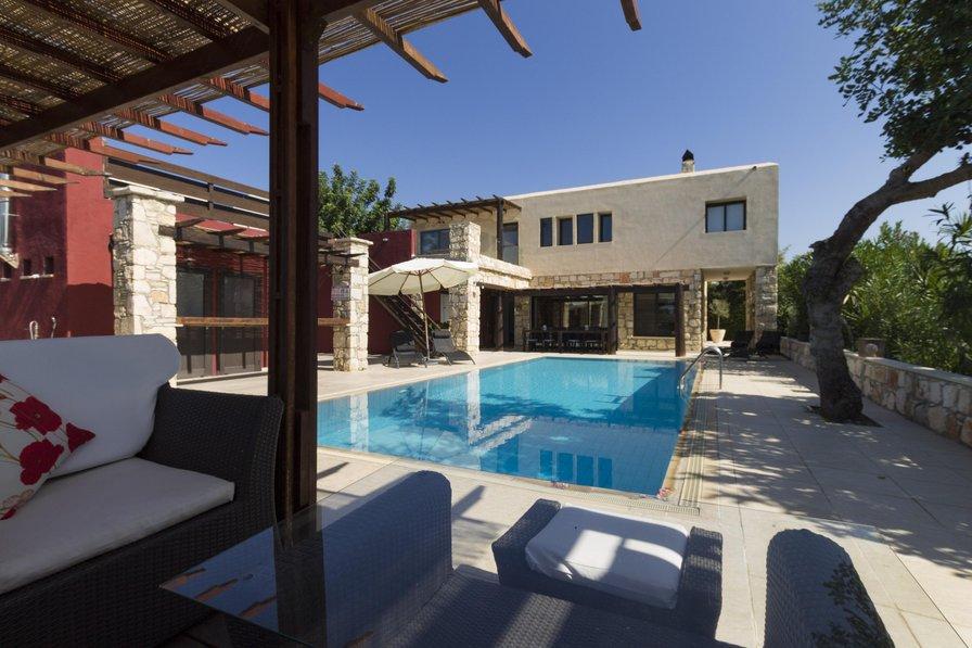 Owners abroad Villa Odysseas - Tala