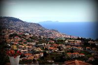 House in Portugal, Funchal: View from the miradouro