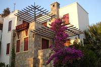 Villa in Turkey, Gumusluk: Villa exterior