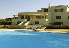 6 guest luxurious villa in Spetses