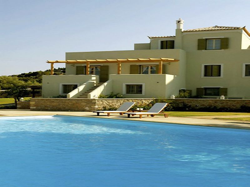 Villa in Greece, Spetses