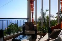 Villa in Portugal, Calheta: view from veranda