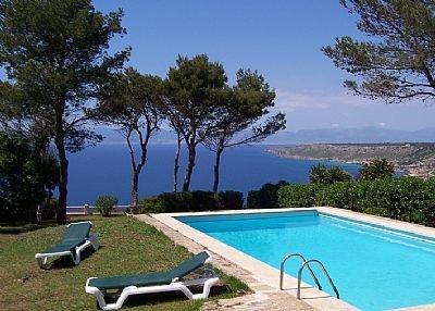 Villa in Spain, Badia Gran: private pool