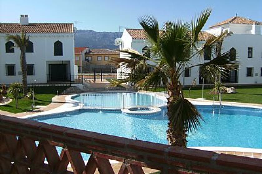 Apartment To Rent In Iznalloz Spain With Pool 73276