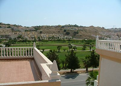 Villa in Spain, La Marquesa Golf: view from solarium