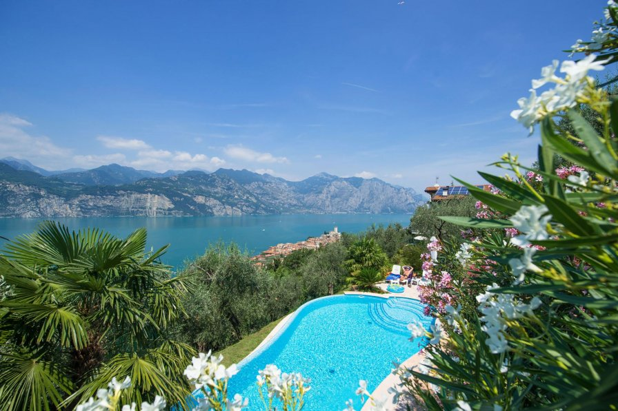 Apartment in Italy, Malcesine