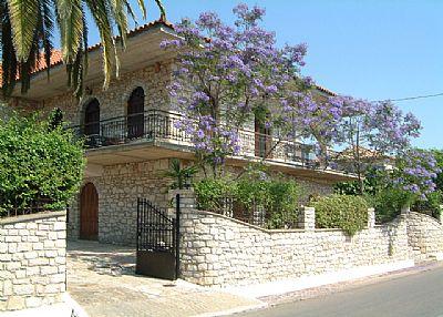 Villa in Greece, Greek Mainland: .