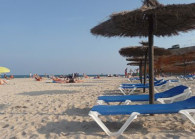 Apartment in Spain, Cabo Roig: Beautiful Cabo Roig Beach. 5mins walk away....